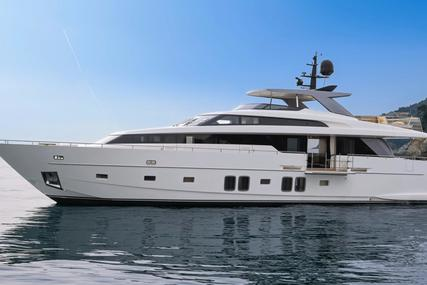 Sanlorenzo Sl96 for sale in France for €4,400,000 (£3,886,857)