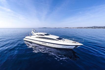 Mangusta 105 for sale in France for €1,850,000 (£1,663,879)