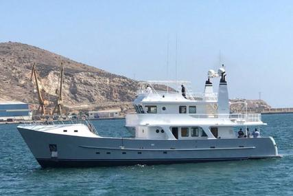 Inace 83 Expedition Explorer for sale in Spain for €1,300,000 (£1,147,579)