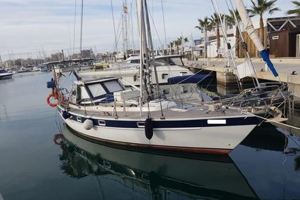 Hallberg-Rassy 352 for sale in Spain for €82,000 (£72,188)