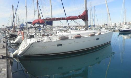 Image of Beneteau Clipper 361 for sale in Spain for €49,990 (£44,464) Costa Blanca, , Spain