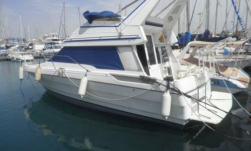 Image of Bayliner Ciera 3058 Command Bridge for sale in Spain for €17,500 (£15,561) Costa Blanca, , Spain