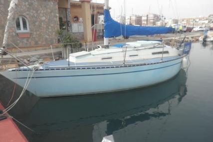 Sadler 32 for sale in Spain for €11,500 (£10,220)