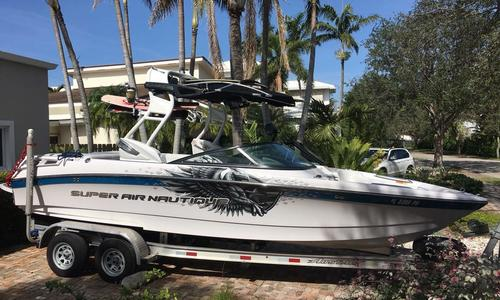 Image of 2013 Nautique Super Air  230 Team Edition for sale in United States of America for 69.000 $ (53.495 £) Miami, FL, United States of America