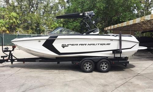 Image of 2016 Nautique Super Air  G23 for sale in United States of America for $117,900 (£92,813) Miami, FL, United States of America
