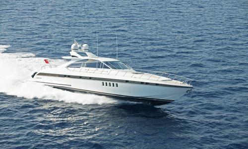 Image of Mangusta 80 for sale in Spain for P.O.A. Spain