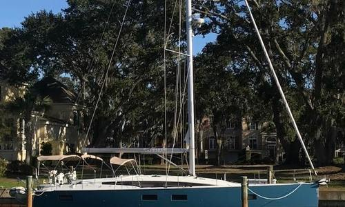 Image of Jeanneau 54 for sale in United States of America for $719,000 (£543,593) HILTON HEAD, SC, United States of America