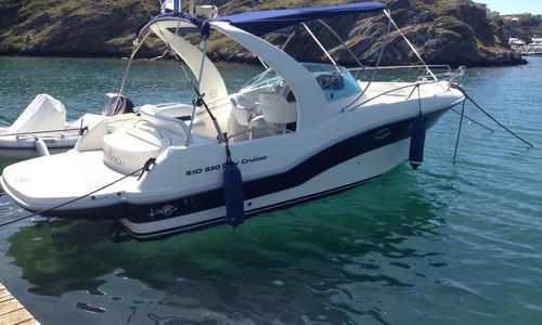 Image of Rio 850 Cruiser for sale in Spain for €44,995 (£40,097) Mahon, Menorca, , Spain