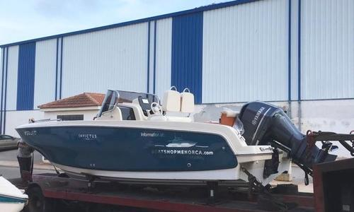 Image of Invictus 240 FX for sale in Spain for €59,995 (£52,881) Mahon, Menorca, , Spain