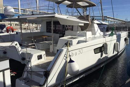 Fountaine Pajot Saba 50 for sale in Spain for €900,000 (£806,148)