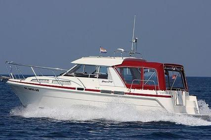 Saga 310 HT for sale in Croatia for €105,000 (£93,393)