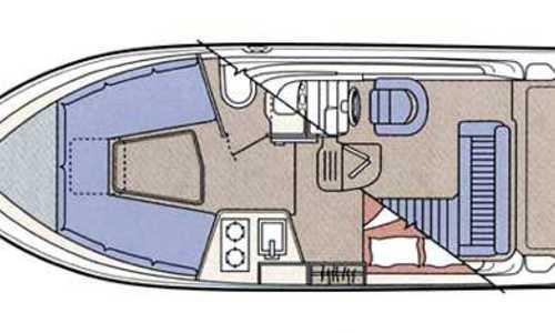 Image of Bayliner Ciera 2655 Sunbridge for sale in Croatia for €19,500 (£17,130) Croatia