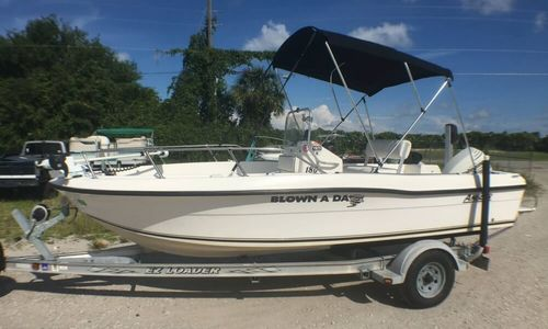 Image of Angler 180 F for sale in United States of America for $12,500 (£9,909) Oakland, Florida, United States of America