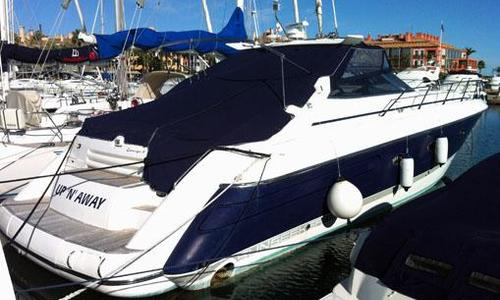 Image of Sunseeker Camargue 51 for sale in Spain for €165,000 (£148,871) South, , Spain