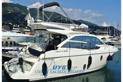 Absolute ABSOLUTE 40 for sale in Italy for €290,000 (£260,391)