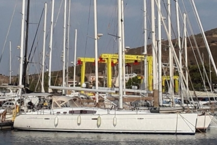 Beneteau Oceanis 54 for sale in Greece for €165,000 (£145,255)