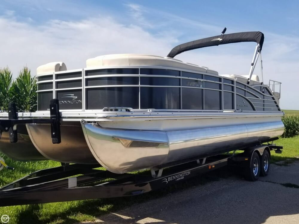 Tritoon For Sale >> Bennington 2575rcw Tritoon For Sale In United States Of America For