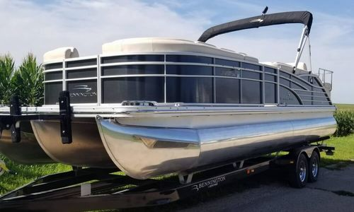 Tritoon For Sale >> Bennington 2575rcw Tritoon For Sale In United States Of