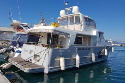 Beneteau Swift Trawler 52 for sale in France for €580,000 (£515,436)