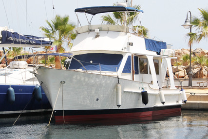 Kong & Halvorsen Island Gypsy 36' for sale in Spain for €69,000 (£61,967)
