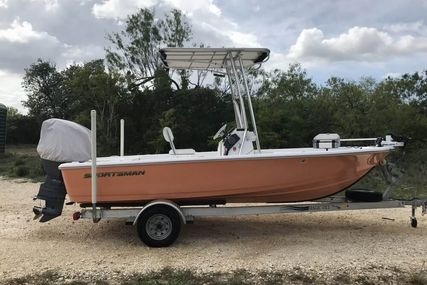 Sportsman Island Bay 18 for sale in United States of America for $23,500 (£17,840)