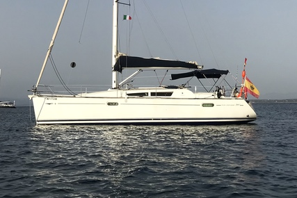 Jeanneau Sun Odyssey 39i for sale in Greece for €95,000 (£83,575)
