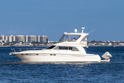 Sea Ray 480 Sedan Bridge for sale in United States of America for $239,000 (£181,616)