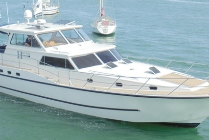 Cara Marine 18m Motor Yacht (Aquastar 60) for sale in United Kingdom for £274,950