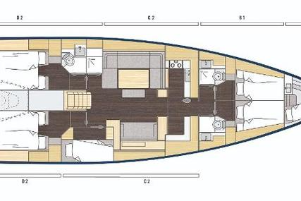 Bavaria Yachts 57 Cruiser for sale in United Kingdom for £608,600