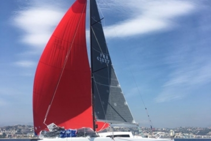 Jeanneau Sun Fast 3600 for sale in France for €200,000 (£178,900)
