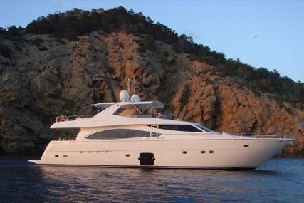Ferretti 830 for sale in Italy for €1,600,000 (£1,425,834)