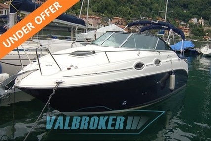 Sea Ray 255 DAE for sale in Italy for €42,000 (£37,515)