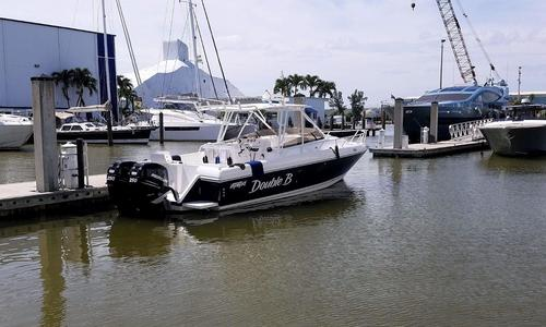 Image of Intrepid 348 WA 06 Engines for sale in United States of America for $139,900 (£109,066) Dania beach, FL, United States of America