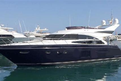 Princess 64' for sale in Spain for €1,095,000 (£963,400)