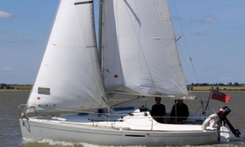 Image of Beneteau First 21.7 for sale in United Kingdom for £13,500 IPSWICH, United Kingdom