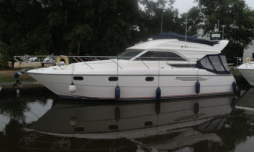 Image of Princess 420 for sale in United Kingdom for £125,000 Norfolk Yacht Agency, United Kingdom