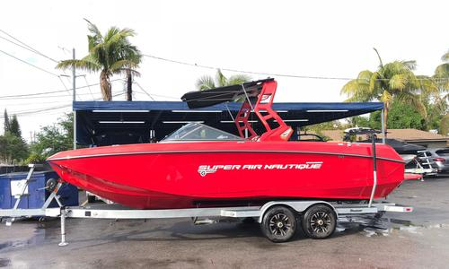 Image of 2018 Nautique Super Air  G25 for sale in United States of America for $139,000 (£108,364) Miami, FL, United States of America