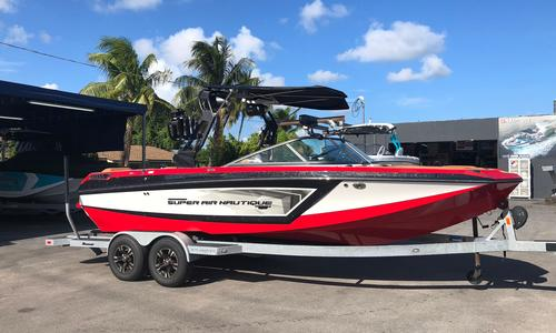 Image of 2018 Nautique Super Air  GS22 for sale in United States of America for $110,000 (£84,584) Miami, FL, United States of America