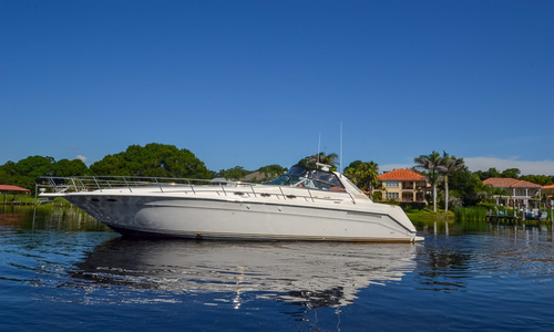 Image of Sea Ray 500 Sundancer for sale in United States of America for $129,000 (£103,081) Tampa, Florida, United States of America