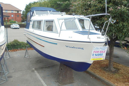 Viking Yachts 23 Narrow Beam 'Windsong' for sale in United Kingdom for £14,995