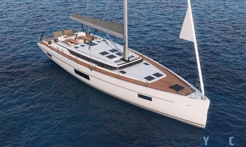 Image of Bavaria Yachts 57 Cruiser for sale in Germany for €364,900 (£329,231) Germany