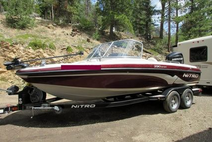 Nitro 290 Sport for sale in United States of America for $34,500 (£26,210)