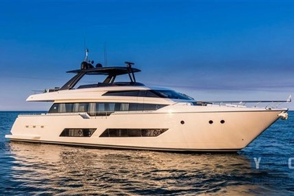 Ferretti 850 for sale in Greece for €4,150,000 (£3,706,813)