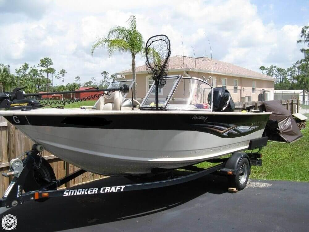 Smoker Craft Pro Mag 172 for sale in United States of