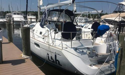 Image of Jeanneau Sun Odyssey for sale in United States of America for $160,000 (£125,631) Tracys Landing, Maryland, United States of America