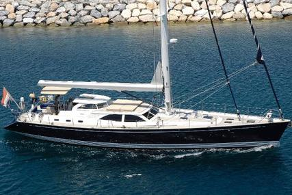 X-Yachts 73 for sale in Spain for €895,000 (£803,620)