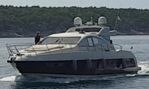 Image of Azimut Yachts 62 S for sale in Greece for €549,000 (£489,239) Kroatien, Kroatien, Greece