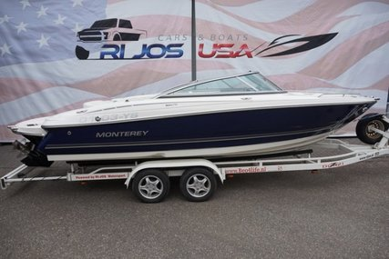 Monterey 204 FS 214 Mercruiser 4.3 MPI Bravo 3 2012 (Sea Ray, Cobalt) for sale in Netherlands for €31,250 (£28,047)