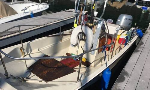 Image of Boston Whaler 17 Montauk for sale in United States of America for $15,550 (£12,493) Redondo Beach, California, United States of America
