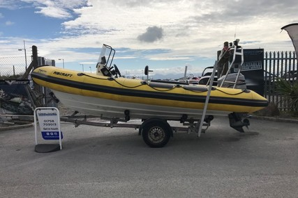Ribcraft 540 for sale in United Kingdom for £6,495